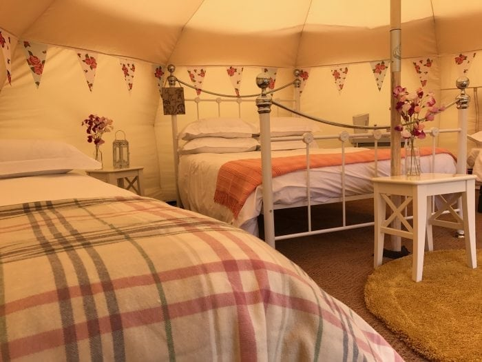 Family Glamping Tent