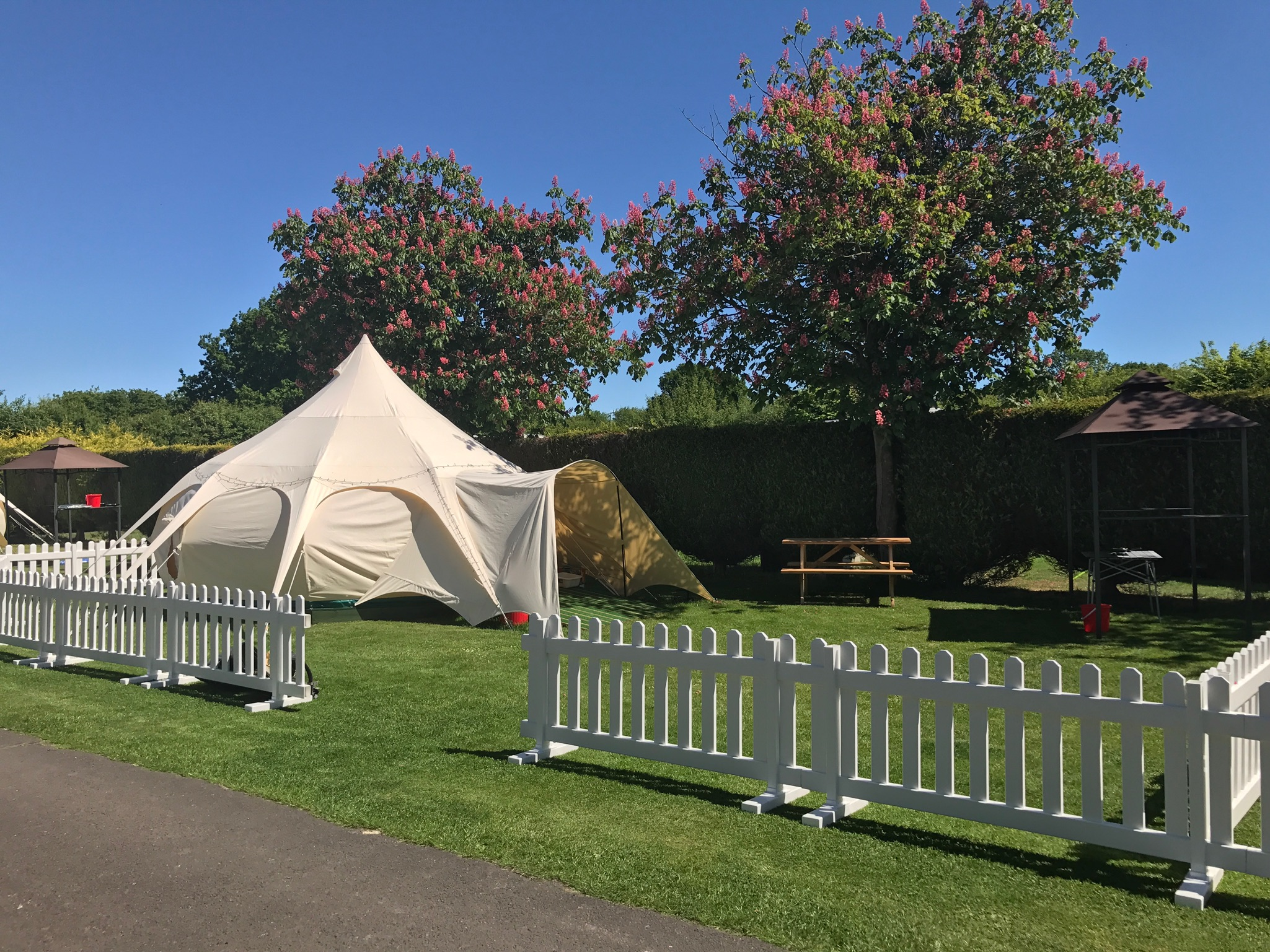 Adults Glamping Pitch