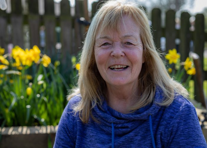 Meet Anne, Broadhembury's Gardener!